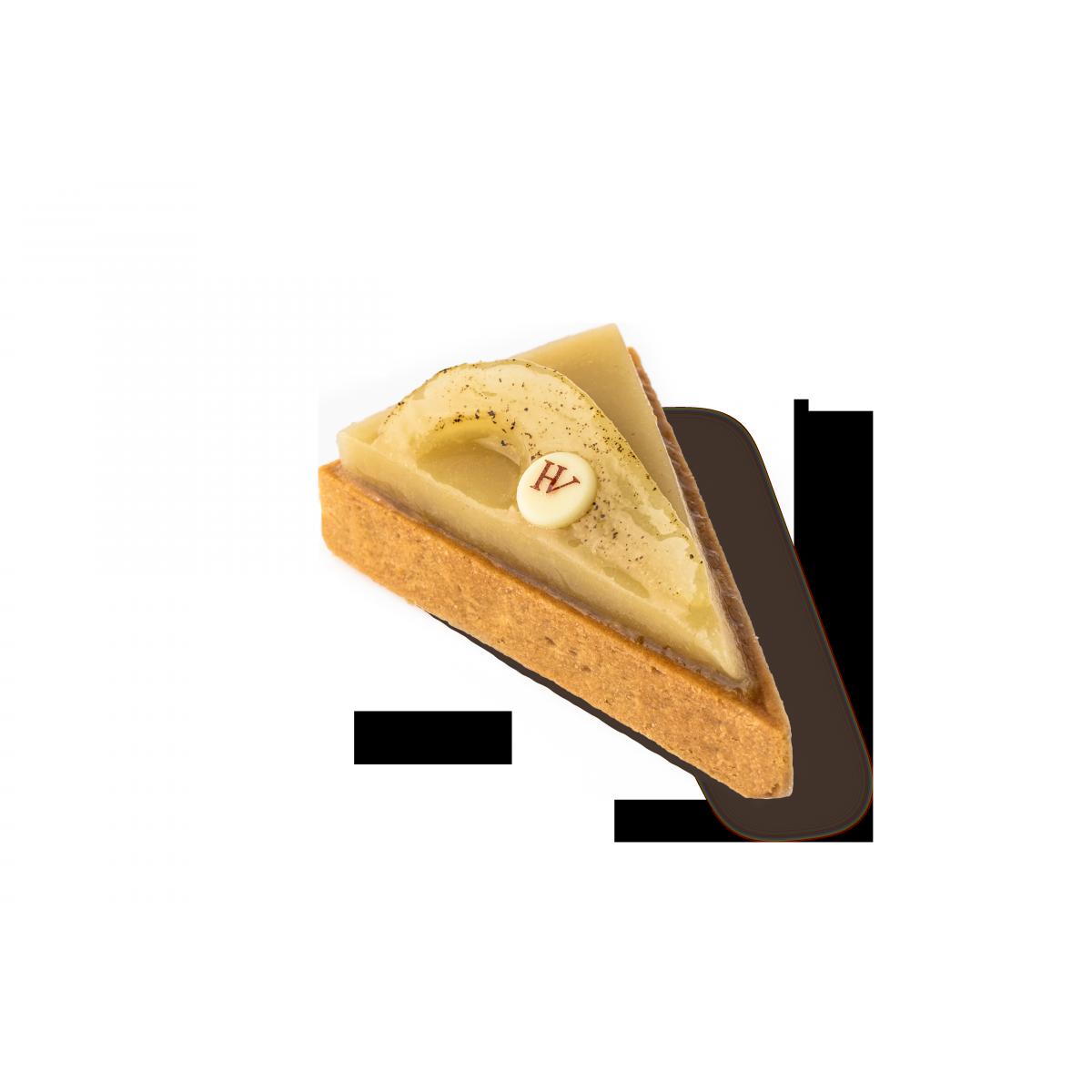 Part de tarte Pyrus