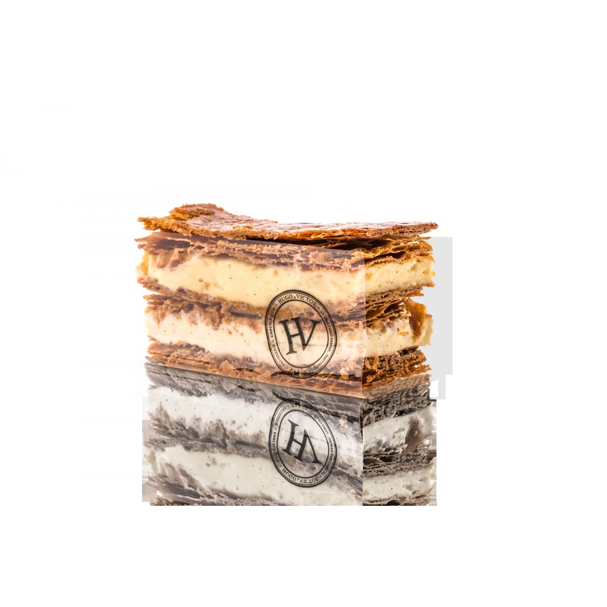 Millefeuille vanille madagascar