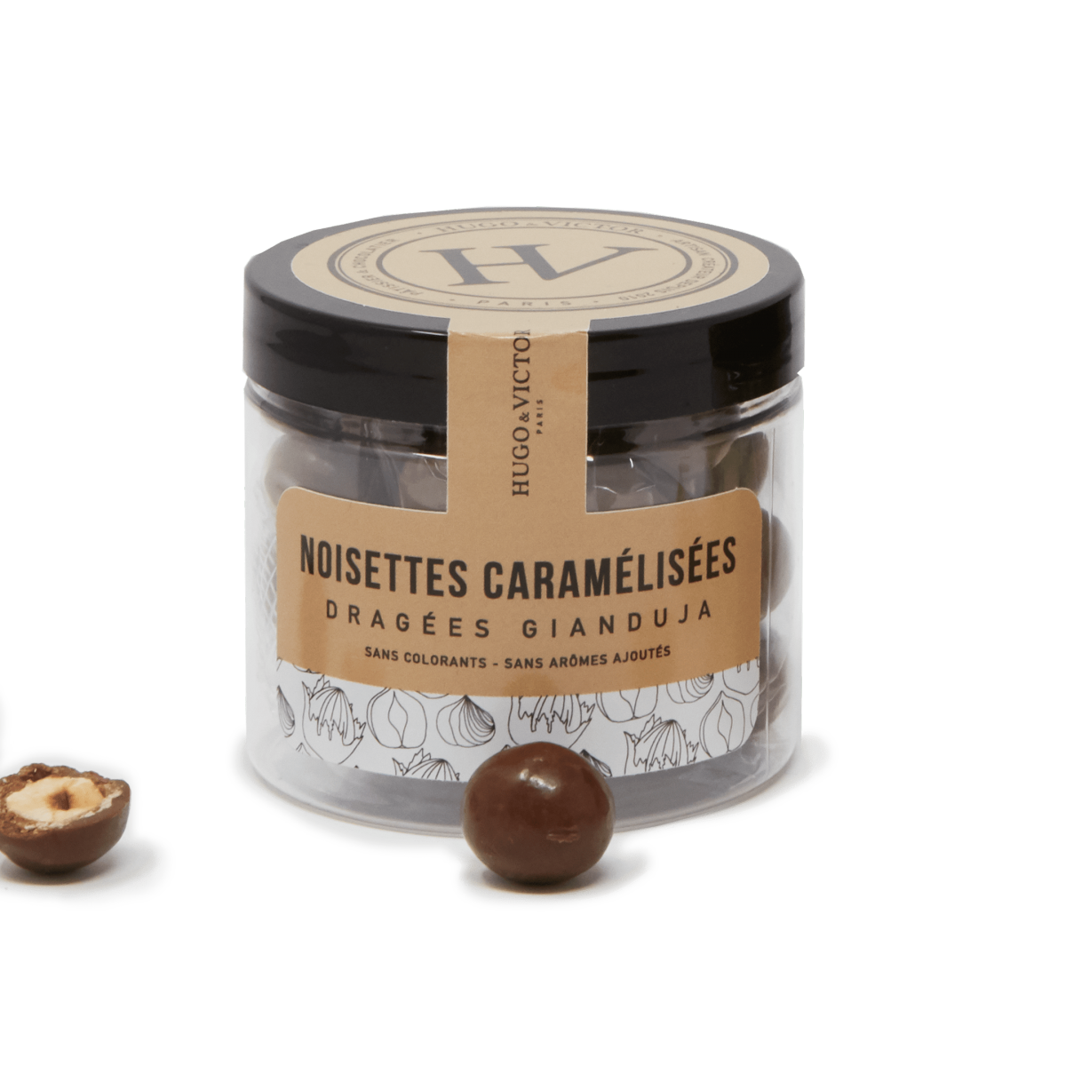 Dragées Gianduja