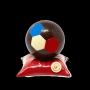 Ballon tricolore