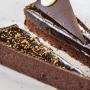 Tarte Tonka & Chocolat noir à partager