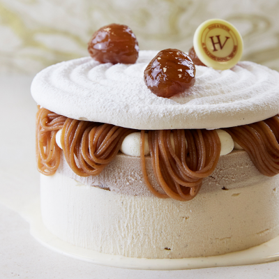 Vacherin Marron Vanille