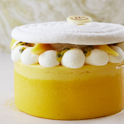 Vacherin glacé Mangue Passion