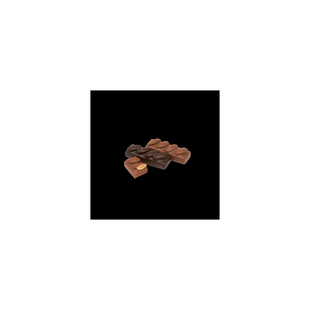 Bouchées chocolat lait