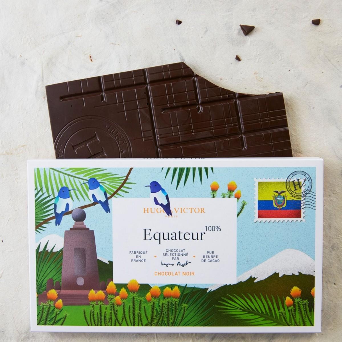 Tablette Équateur 100%