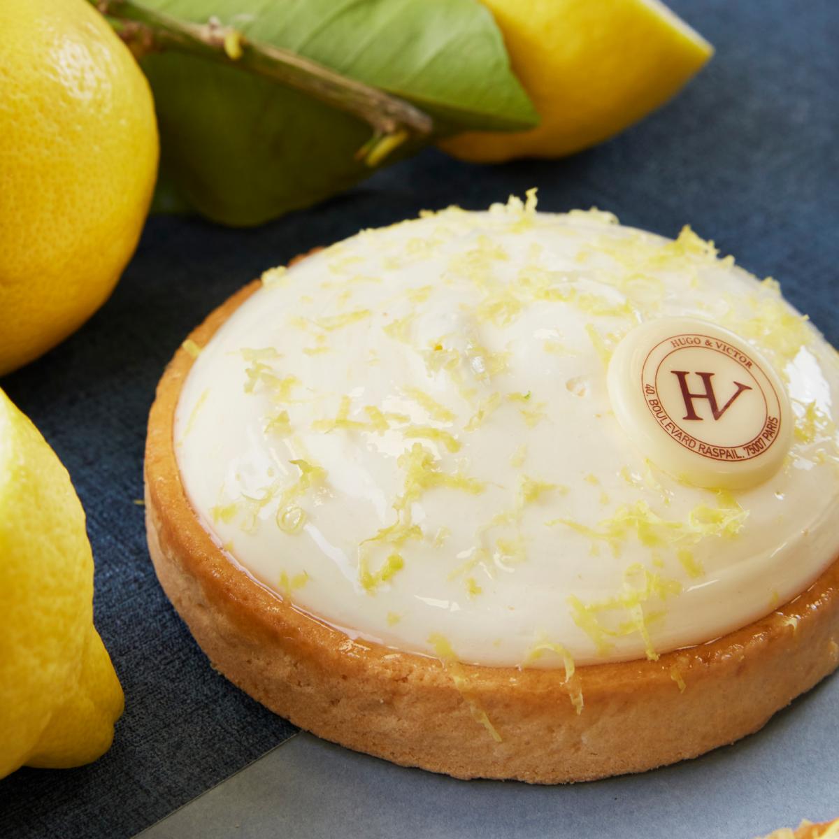 Tarte Citron de Menton