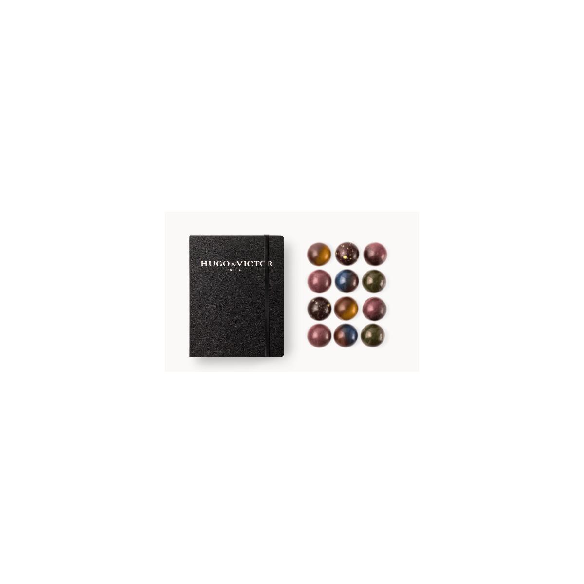 Carnet 12 sphères
