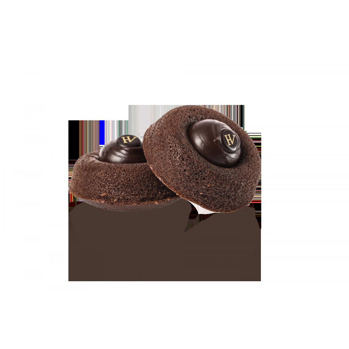 Financier Chocolat