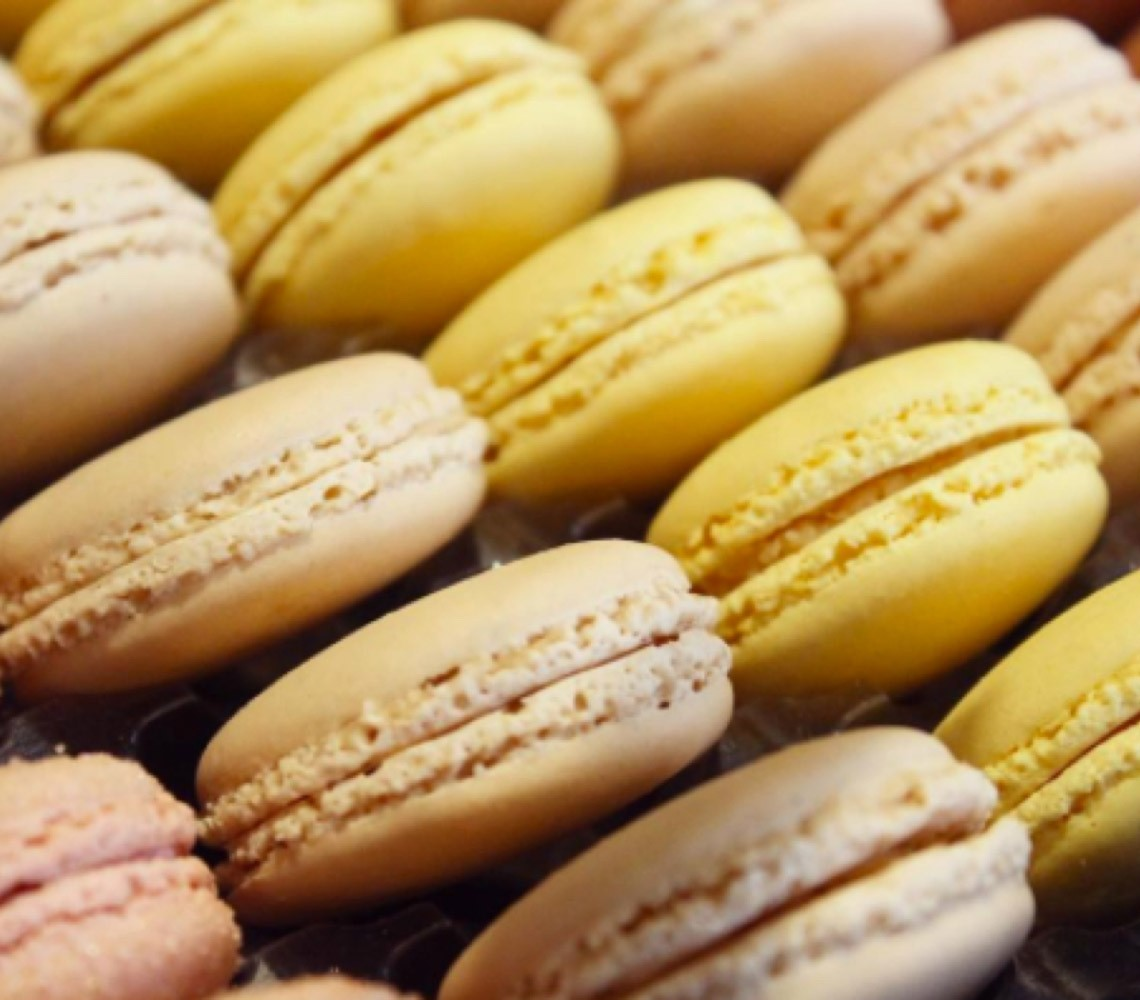 Les macarons