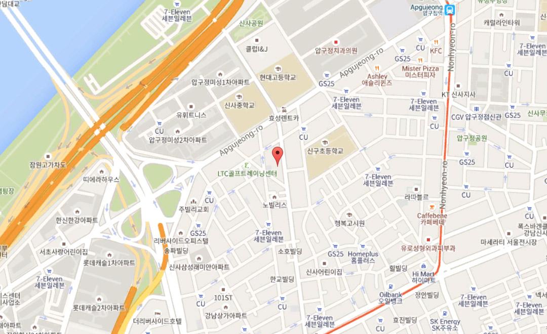 Map - Boutique & Salon de thé