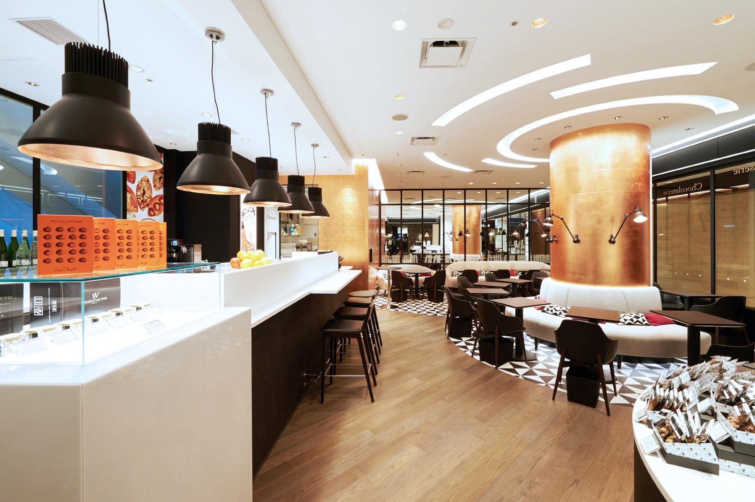 Boutique et Salon de thé Tamagawa