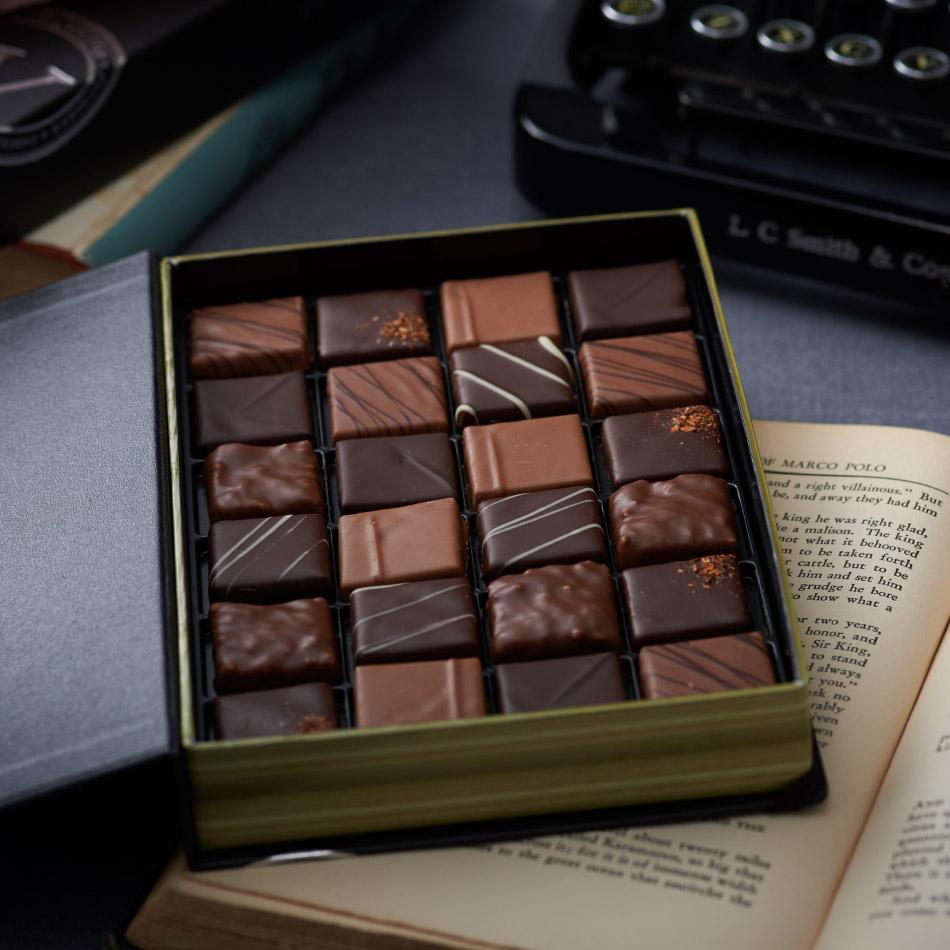 Chocolat à croquer !